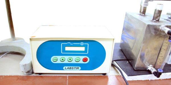 Biogas-lab
