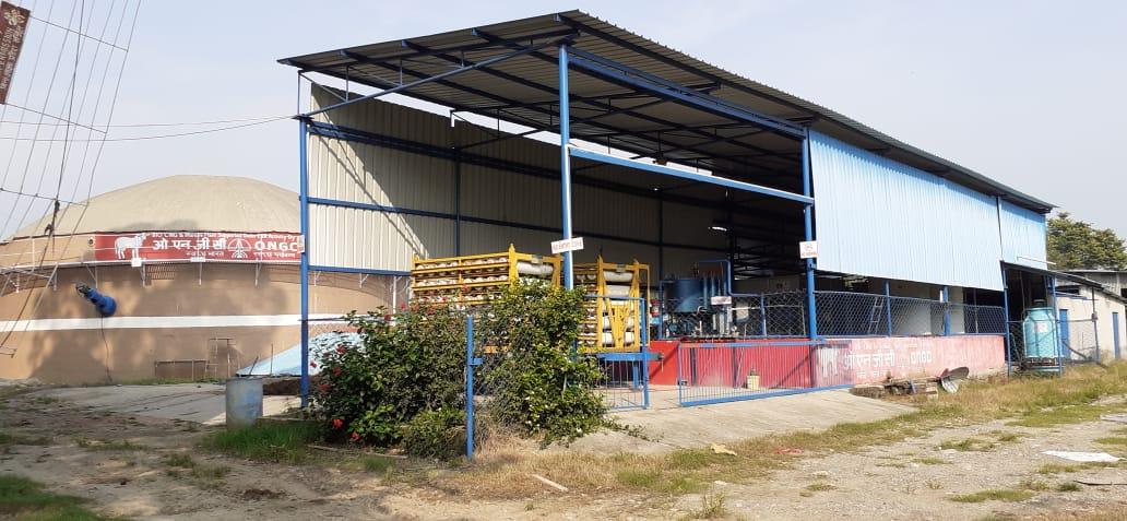 Haridwar Biogas Plant