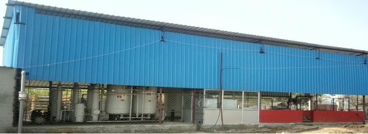 BioCNG Unit - Haridwar Biogas Plant