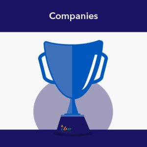 IBA Award Companies